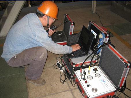 NSH安全阀在线定压仪