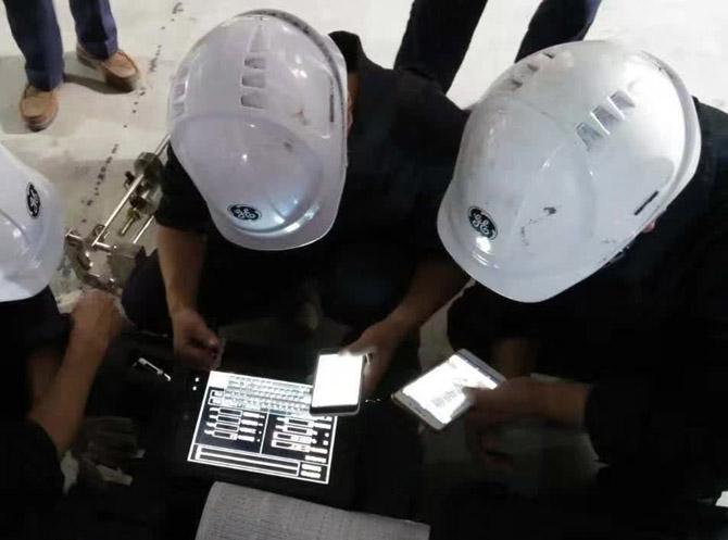黄陵某发电公司2×30OWM机组安全阀检修校验