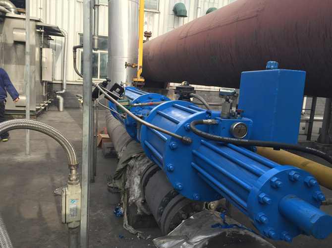 化工厂合成氨装置硬密封球阀成功修复